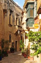 auberge des anglais à Victoriosa, Malte