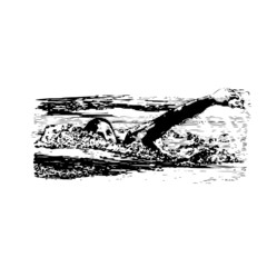 nage, illustration
