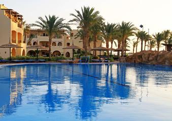 African resort