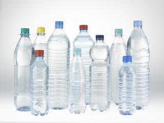 Mineralwasserflaschen,PET