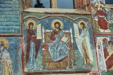 Deisis-Christusdarstellung