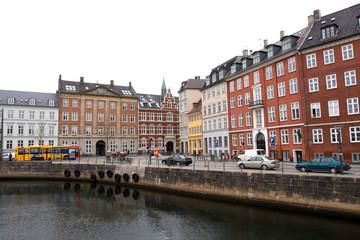 Copenhagen - houses.Denmark.