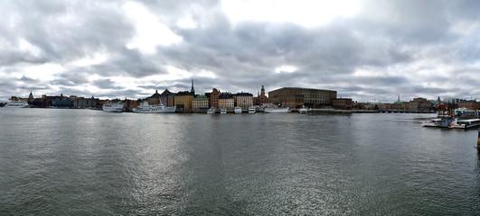 Berges de Stockholm