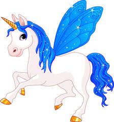 In de dag Pony Fairy Tail Indigo Horse
