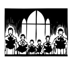 religion, illustration