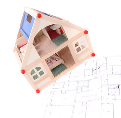 toy house and plans