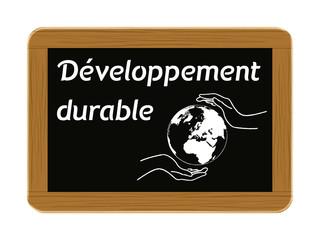 ardoise développement durable