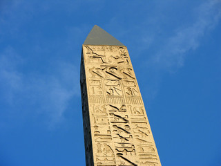 Obelisk von Luxor in Paris