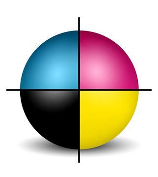 CMYK Colours on Target