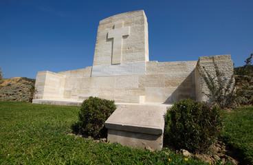 Canterbury military cemetery, Gallipoli, Turkey