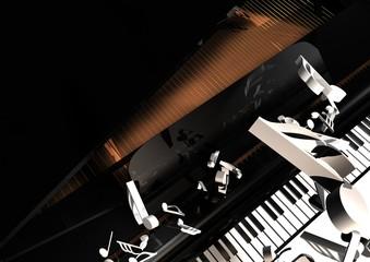 Piano_Flügel_Musikinstrument