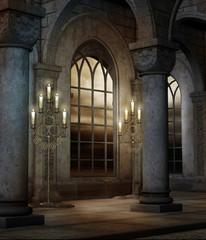 Fototapeta Świątynia fantasy 10 obraz