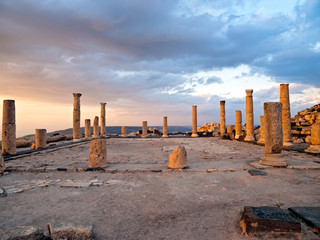 Umm Qais (Gadara), Jordan