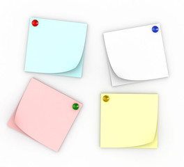 colored stickers