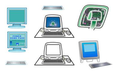 パソコン-PCモニター