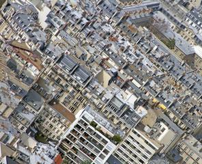 Häusermeer in Paris
