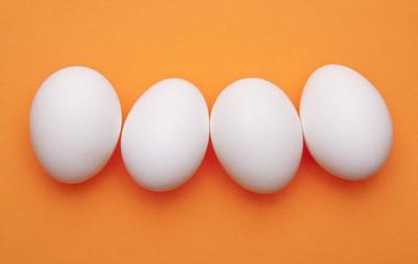Line of Eggs