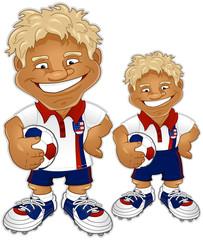 Fussballspieler USA