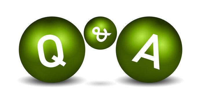 Q&A - green