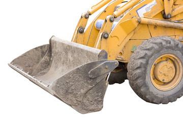 Isolated digger