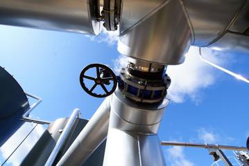 steel industrial pipes