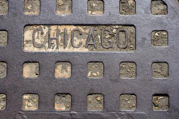 Chicago Manhole Cover