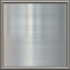 metal award frame