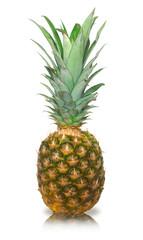 Delicious ripe pineapple