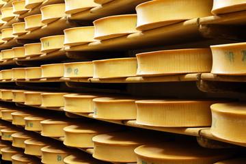 couloir de fromages
