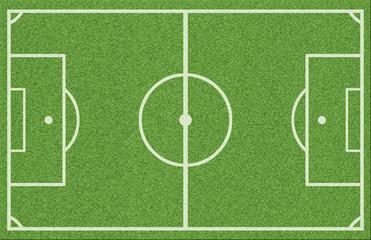 fussballspielfeld