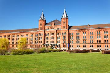 Neues Rathaus Celle in Niedersachsen