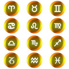 zodiaco en oro