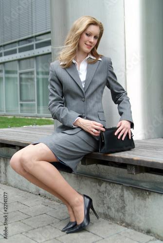nylon sekretärin