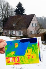detached house 2 and thermography