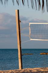 Net On The Beach