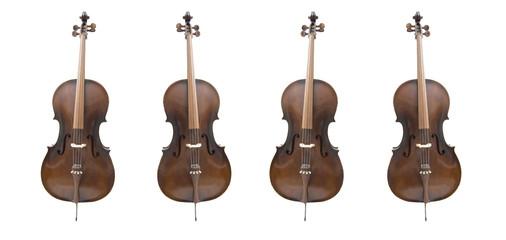 Isolated cello design