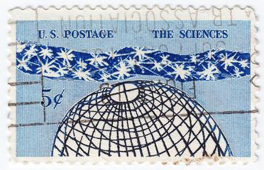 USA the sciences, circa 1945