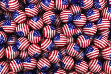 American Soccer balls