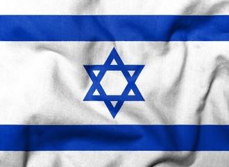 3D Flag of  Israel