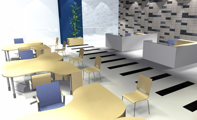 Abstract 3D rendering