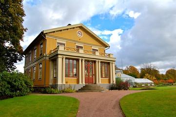 Maison suédoise à Göteborg