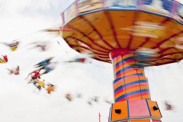 swing ride, Navy Pier