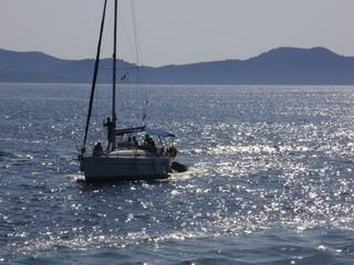 adriatic sea sail