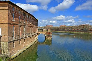 Garonne in Toulouse
