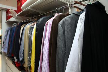 Male wardrobe