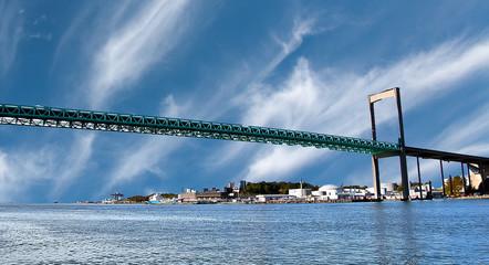 Pont à Göteborg en Suède