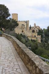 Castellet's castle