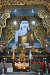 Buddha statue in North of Thailand.