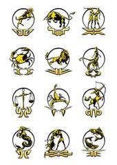 Signes du zodiaque - Astrologie Horoscope
