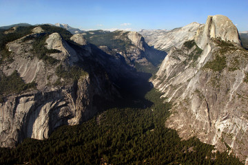 Yosemity Valley - Half dome